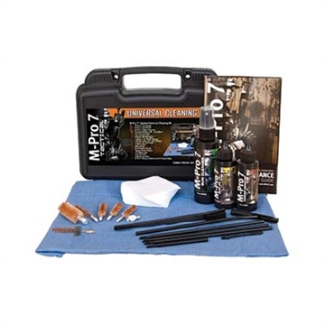 Picture of M-Pro 7 Tactical Cleaning Kit Clam