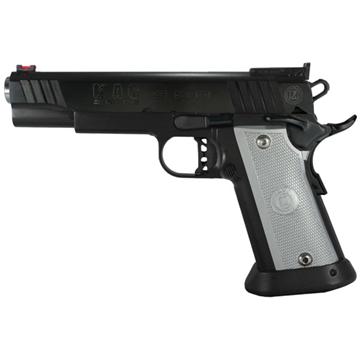 Picture of Mac Metro Semi Auto Pistol 45 Acp, 5 In, Alum Grp, 14+1 Rnd, Blued Frame, Combat Trgr