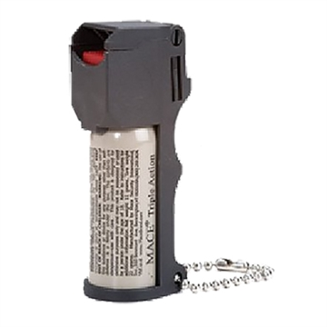 Picture of Mace 80141 Triple Action Pepper Spray Contains 5, One Second Bursts 11 GR 6-12Ft