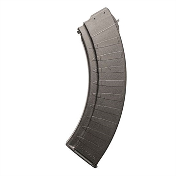 Picture of Magazine 7.62X39 40 Rnd Black Poly Magazine  Aftermarket