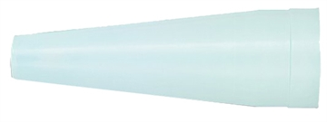 Picture of Maglite Asxx808 Traffic Wand C/D-Cell Flashlight Cone White