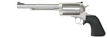 "Picture of Magnum Research Bfr454c7 Bfr Short Cylinder SS Single 454 Casull 7.5"" 5 Black Rubber Stainless"