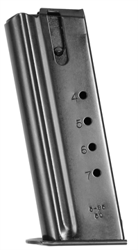 Picture of Magnum Research Mag910c Magazine Compact Baby Eagle 9Mm 10Rd Black Finish