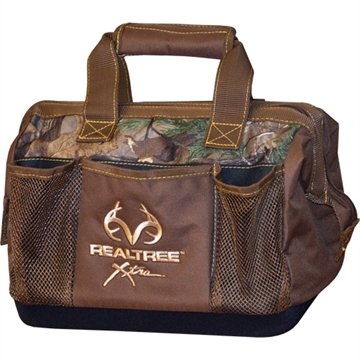 """Picture of Mahco Outdoors Utility Bag Realtree Xtra And Brown 13.5X9x9"""""""