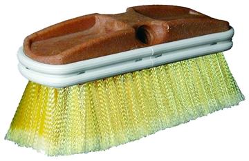 "Picture of Marine Master Deck Wash Brush 10"" Soft Yel Bristle"