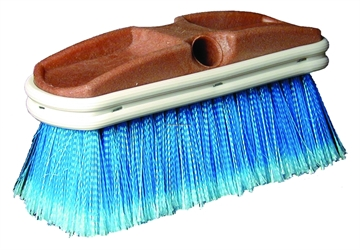 "Picture of Marine Master Med Bristle 8"" Brush Blu"
