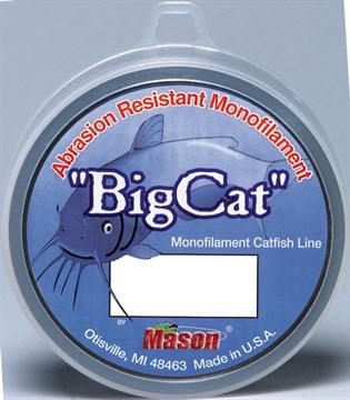 Picture of Mason Bigcat Premium Mono 200Yd 40#
