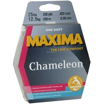 Picture of Maxima Chameleon Mono Line, 1-Shot Spool, 10Lb 220Yds
