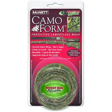 Picture of Mcnett Camo Form Self-Cling Camo Wrap Obsession