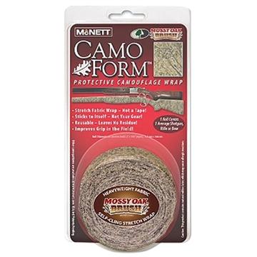 Picture of Mcnett Camo Form Self-Cling Camo Wrap Brush