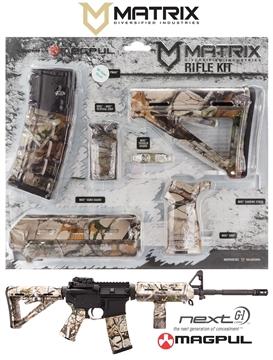 Picture of Mdi Magcom -Nv Next Camo Vista Magpul Moe Kit Ar-15 Polymer
