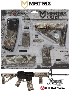 Picture of Mdi Magcom12rb Proveil Reaper Buck Magpul Moe Kit Ar-15 Polymer