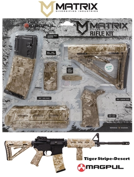 Picture of Mdi Magcom29dt Digital Desert Magpul Moe Kit Ar-15 Polymer