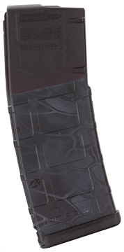 Picture of Matrix Diversified Ind Magp49ty Magpul Pmag  Ar-15 223 Remington/5.56 Nato 30 Round Polymer Kryptek Typhon Finish
