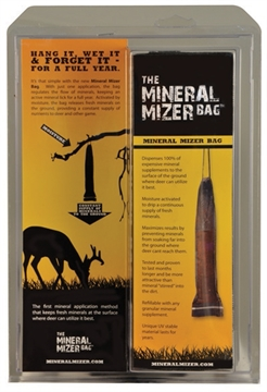 Picture of Mineral Mizer Mizer Empty Bag W/Rope