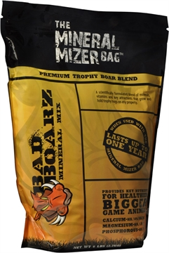 Picture of Mineral Mizer Mizer Refill Bag Bad Boarz