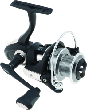 Picture of Mitchell 300 Series Spinning Reel, Ambi, 7Bb + 1Rb, 5.1:1 Ratio, Alum Spool, Braid 10/290, 12/180, 14/150