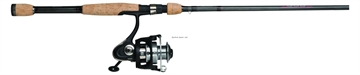 Picture of Mitchell 300 Spinning Combo, 4000-Sz Reel, NO Line, 7Bb + 1Rb, 5.1:1, Alum Spool, 210/10, 180/12, 150/14, 7', M