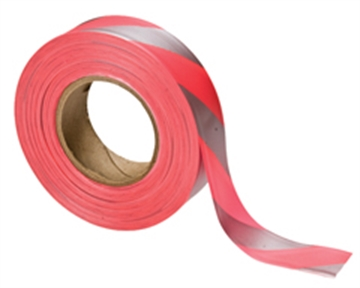 Picture of Moh Reflective Flagging Tape 150Ft Roll Mo-Flag-R
