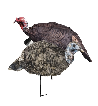 Picture of Montana Decoy CO Purr-Fect Pair Hen/Jake Cbo