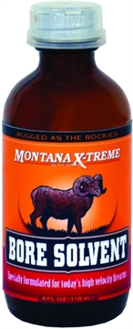 Picture of Montana X-Treme Bore Solvent 6 OZ Bottle