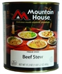 Picture of Mountain House #10 Can Beef Stew