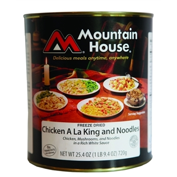 Picture of Mountain House #10 Can Chicken A LA King