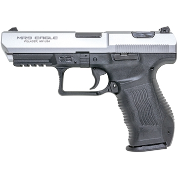 Picture of MR  9 Eagle 9Mm 4.5 Full SZ Blk Poly 2 10Rd