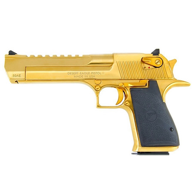 Dodd S Sporting Goods Mr Desert Eagle 357mag 6 Titan Gold Tiger Blem