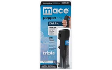 Picture of Mace 80112 Triple Action Pepper Spray Contains 10, One Second Bursts 18Gr 8-10Ft
