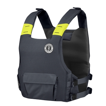 Picture of Mustang Survival Khimera Hybrid Dual Floatation Pfd Gray