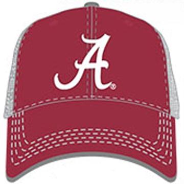 Picture of National Cap & Sportswear Blitz Mesh Cap Alabama