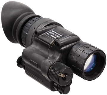 Picture of Night Optics Nmp143g Pvs-14 Monocular 3Rd Gen 1X 26Mm 2184 FT @1000 Yards Fov