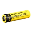 Picture of Nitecore 18650 Rechargeable Battery 2600Mah