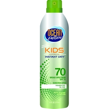 Picture of No-Ad Kidsspf70 Sunscreen Continuous Spray, 6 OZ
