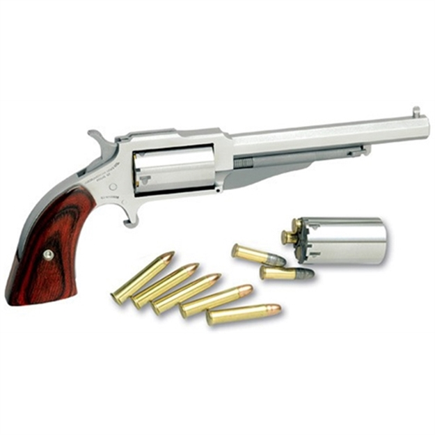 North American Arms 22Lr/Mag 4