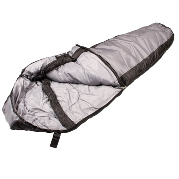 Picture of North Star 3.5 Coretech Sleeping Bag - Black/Silver