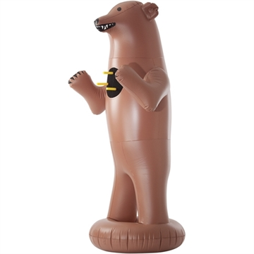 """Picture of Nxt Generation Toys Generation 3-D Bear Target 64"""" Tall W/Velcro Shot Spot"""