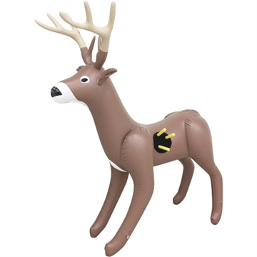 """Picture of Nxt Generation Toys Generation 3-D Deer Target 48"""" Tall W/Velcro Shot Spot"""