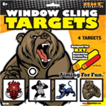 Picture of Nxt Generation Toys Generation Beast Window Cling Targets 4 Beast Targets