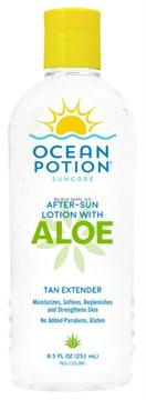 Picture of Ocean Potion After Sun Lotion W/Aloe, 8.5 OZ Pump Bottle