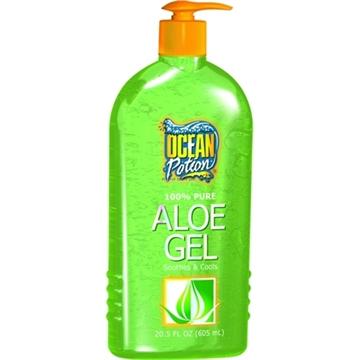 Picture of Ocean Potion Aloe Vera Gel 100% Pure 20.5Oz