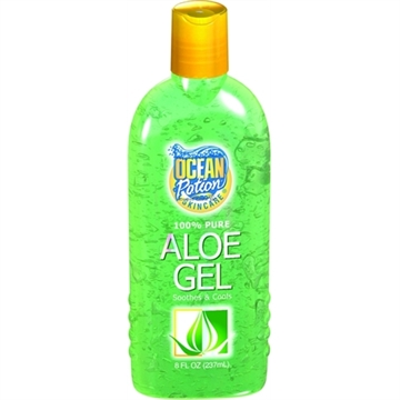 Picture of Ocean Potion Aloe Vera Gel 100% Pure 8-1/2Oz