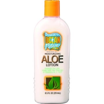 Picture of Ocean Potion Aloe Vera Lotion 8.5Oz