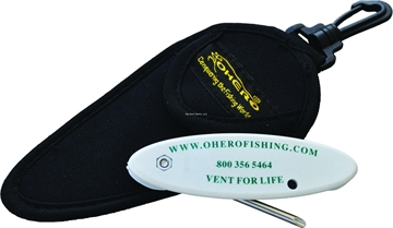 Picture of Ohero Vent For Life Fish Venting Tool W/Sheath