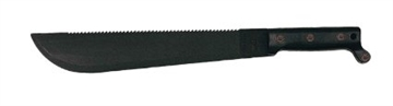 Picture of Ontario 1-18 Sawback Machete 18 IN Blk Blade Polymer Handle