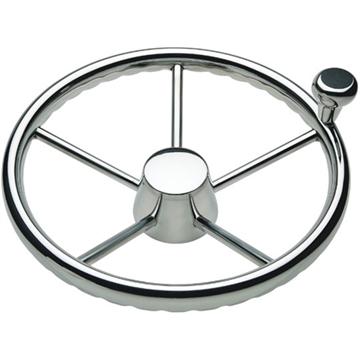 Picture of Orgaro Wheel Dest SS Fgrip & Knob