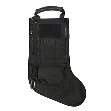 Picture of Osage River Ruckup Tactical Stocking - Black