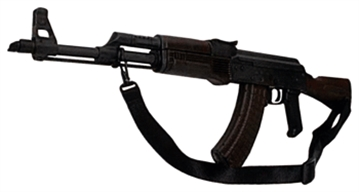 Picture of Max-Ops Ak-47 Tactical Sling Two Point Black<