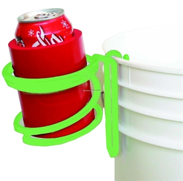 Picture of Outdoor Creations Abbbm-2 Beverage Buddy Bucket Mount Hot Grn